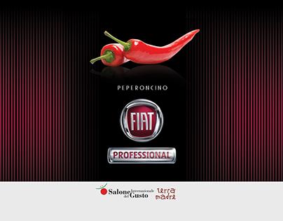 Fiat Professional - Gadget design