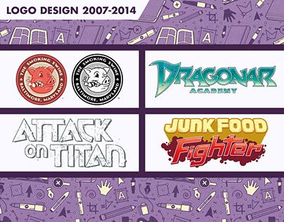 Logo Design 2007-2014