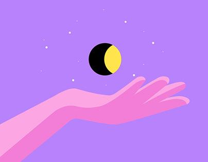 Gifs | Eclipse & Estrela