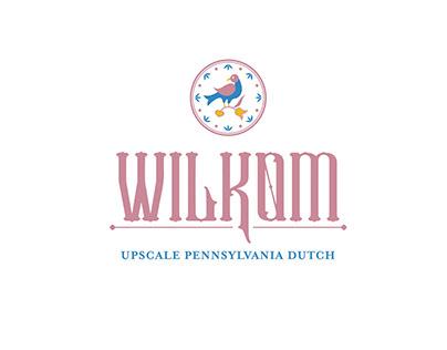 Wilkom   Upscale Pennsylvania Dutch