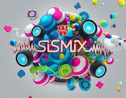 WINAMAX - Sismix Festival