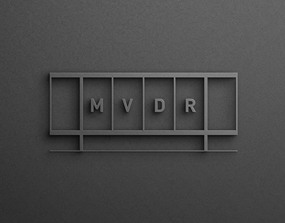 MVDR Architecture Firm - Branding Concept