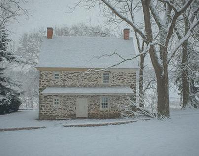 Varnum's in Winter