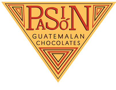 Pasion chocolate packaging