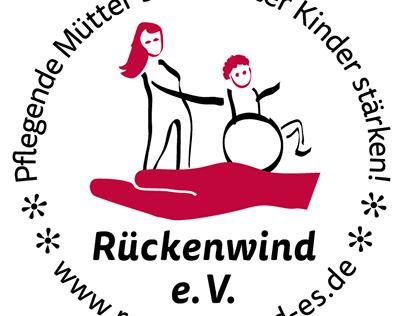 Rückenwind Sticker
