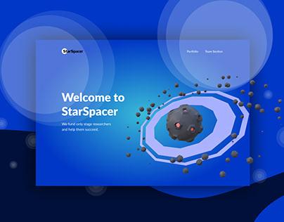 Landing Page Venture Company