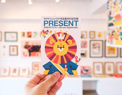 PRESENT Shunsuke Satake Exhibition
