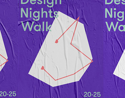 Design Nights Walk