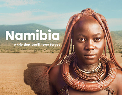 Travel to Namibia Landing Page