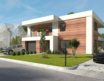 I RK - Project - 250 m2