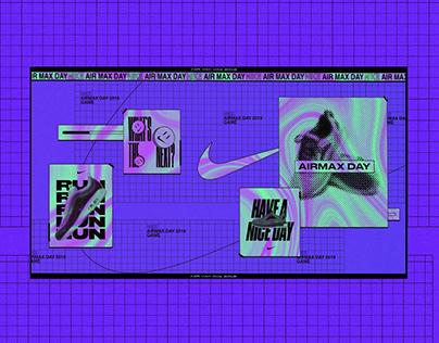 Nike: Air max ninja game