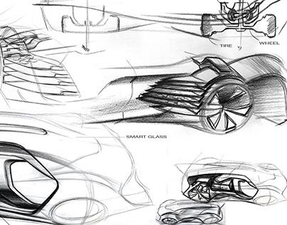 (Process) Hyundai H-Absorber Concept