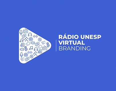Rádio Unesp Virtual | Branding