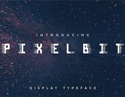 Pixelbit Font