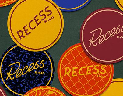Recess Bar Branding Concept
