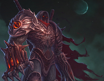 berserker predator on Behance