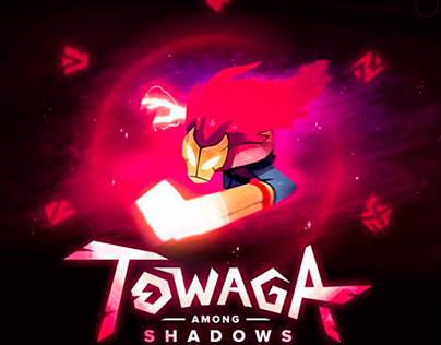 Towaga Among Shadows - Backgrounds.