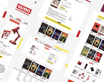 HUMO - Webshop