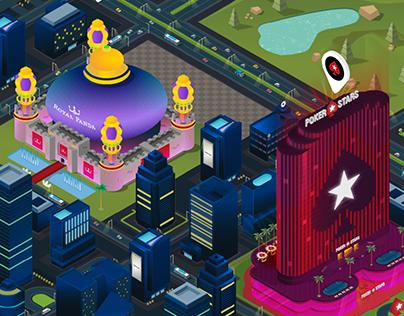 Casino.eu | Interactive Map