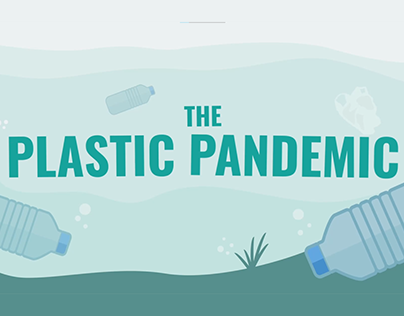 The Plastic Pandemic (Motion Graphics)