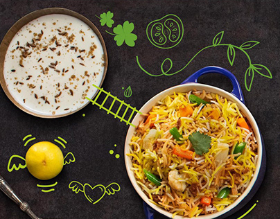 Biryani Blues - Menu