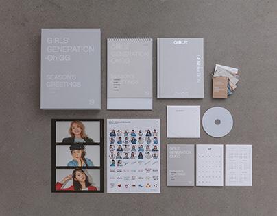[SMTOWN] GIRLS' GENERATION-Oh!GG Season's Greetings 201