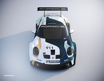 2021 Tim Hendrikx // 911 GT3 Cup