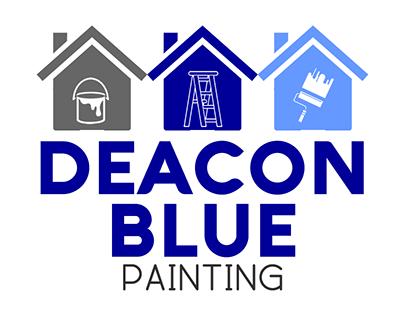 Deacon Blue Painting