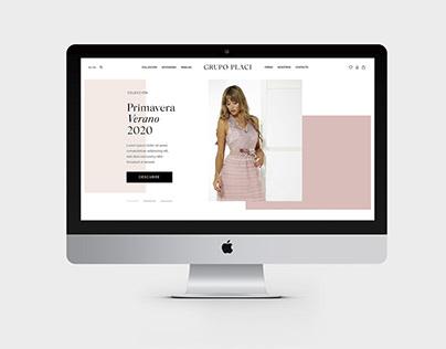 Diseño Web Grupo Placi