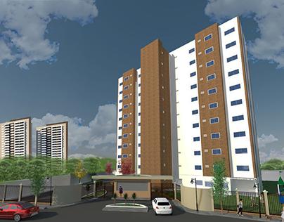 Edifício Residencial Acapu (Habitação multifamiliar)