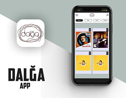 Dalğa app