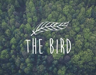 The Bird // logo design