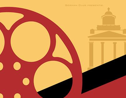 German Film Fest Poster
