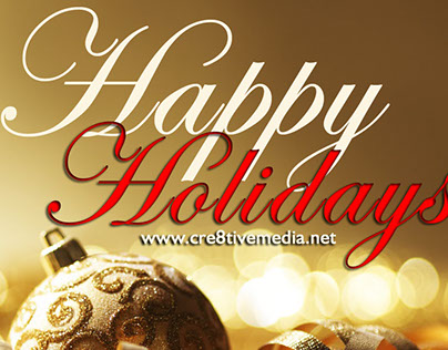 Holiday Graphics & Advertising