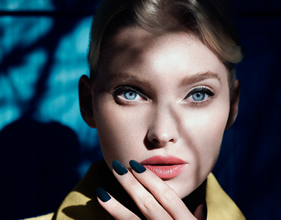 Elsa Hosk / Vogue / Intrigue and Vertigo