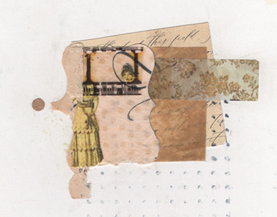 Un collage sin nombre para un día gris