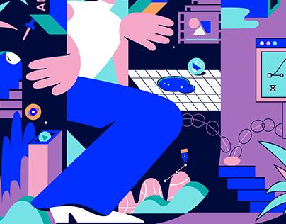 Illustration for Dinlab