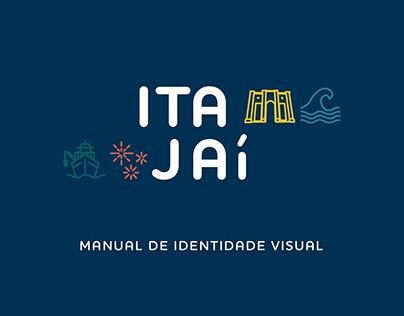 City Branding - Itajaí   Brandbook