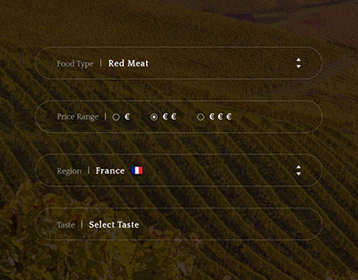 Find the perfect wine
