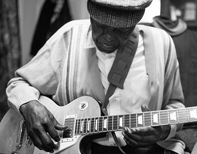 Sustaining Roots, the Blues Preservation Project