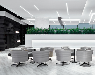 2020: Largest Airport Business Lounge in Europe by M+R