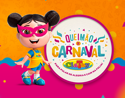 Queimão de Carnaval - CiaToy