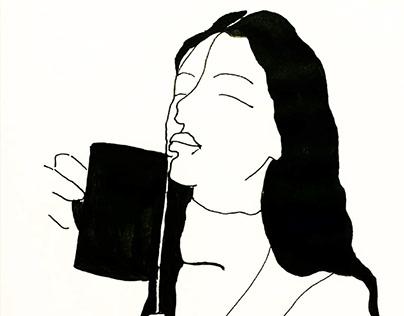 chávena de dissabores sabores