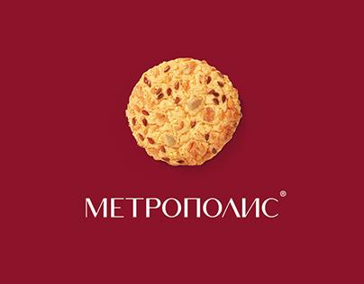 Corporate Identity Metropolis. Айдентика Метрополис