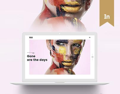 Adios | Portfolio WordPress Theme for Creatives