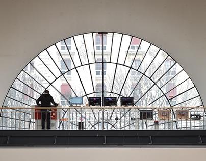 Exposition FabLab au Pavillon de l'Arsenal