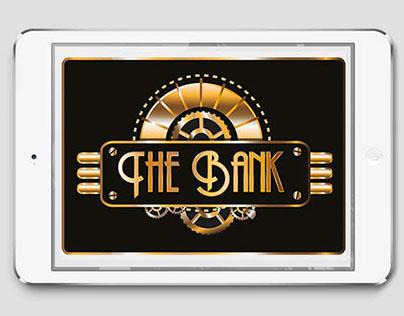 The Bank - Steampunk Rebrand