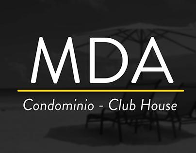 MDA Condominio - Club House