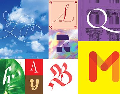 36 Days of Type 2020 - Fabrico de Ideias