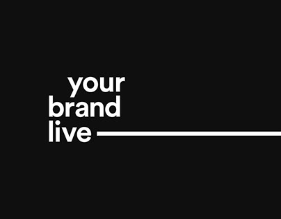 Your brand live